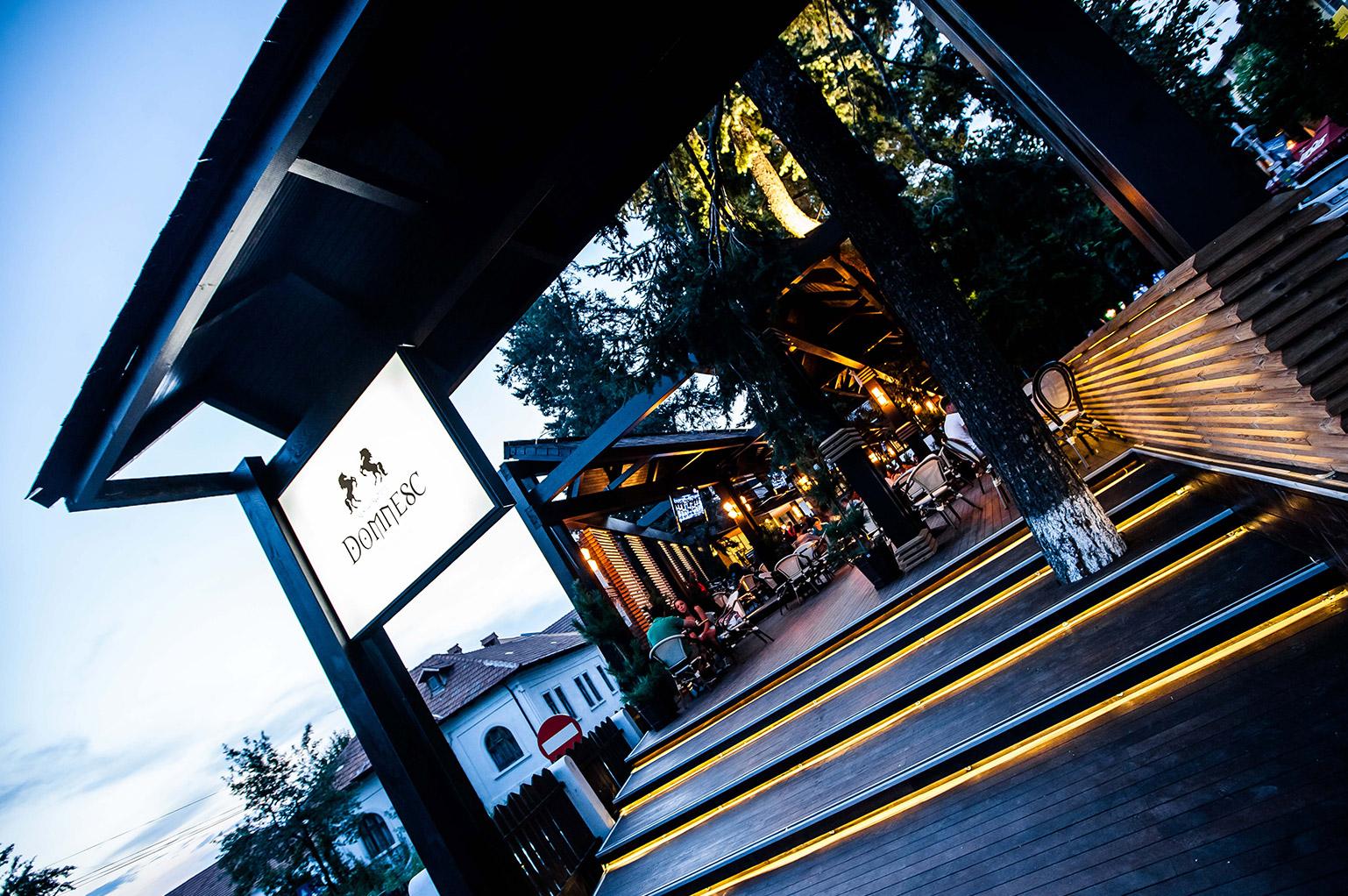 Restaurant & Terasa